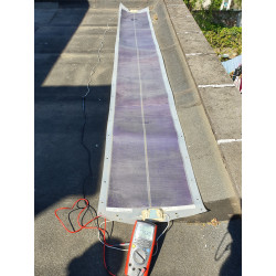 Solar panel 300v 92w...