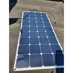 Solar panel 12v 120w semi...